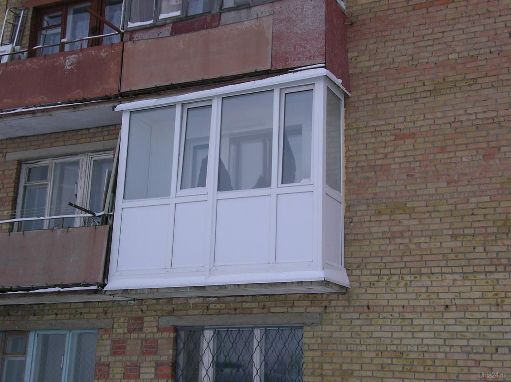 Балконы/лоджии.